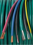 Câble coaxial de l'armure à une seule couche PTFE pour la transmission