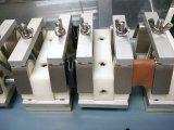 As sapatas enfrentam a máquina de teste de dobramento material superior (GW-001B)