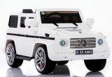 Benz G55 лицензировал езду на автомобиле с дистанционным управлением