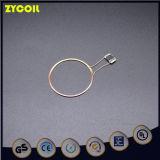 アンテナのための付着力の銅線のコイル