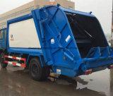 熱い販売12トンの4*2のガーベージの圧縮機械およびダンプトラック12のCBMの屑のトラック