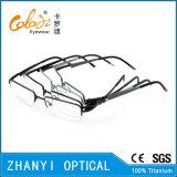 Blocco per grafici di titanio di vetro ottici di Eyewear del monocolo di ultimo disegno (1201-C1)