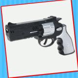 احتكاك بلاستيكيّة ينشّط مساس مسدّس مدفع لعبة مع سكّر نبات