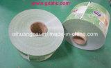 Papel/saco de plástico/película de seguimento eletrônicos automáticos do empacotamento de alimento