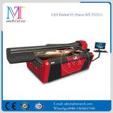 Mini-LED-UVflachbettdrucker mit Ricoh industriellem Schreibkopf für Hochgeschwindigkeits- und hohe Auflösung