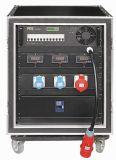 Коробка регулятора мощности освещения 3 участков электрическая