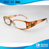 2017 vetri di lettura di plastica di ultima sicurezza di modello della montatura per occhiali