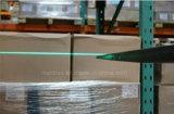 フォークリフトの尖叉のアラインメントのためのレーザーガイド