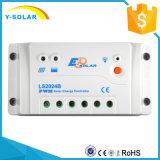 сила 20A 12V/24V Epsolar/регулятор панели/свет регулятора и регулятор Ls2024b отметчика времени
