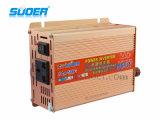 Suoer 500W 60V Gleichstrom zu Wechselstrom geändertem Sinus-Wellen-Inverter (FAA-500G)