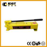 Bomba de mano hidráulica de la marca de fábrica de Kiet