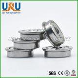 Rodamiento de bolitas ensanchado miniatura de la precisión (F603 F603ZZ F603-2RS)