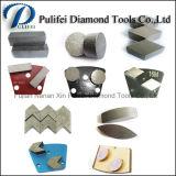 다이아몬드 금속 거친 화살 세그먼트는 화살 가는 세그먼트 젖은 건조한 가는 지면을 도구로 만든다