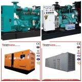 Generatore elettrico silenzioso di potere diesel principale di 140kVA 110kw Cummins 6btaa5.9g2