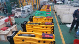 18-26tons掘削機のための油圧ブレーカの上のタイプ