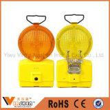 Nuovo indicatore luminoso d'avvertimento di traffico LED di colore giallo di disegno