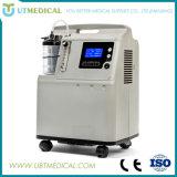Portable del concentratore dell'ossigeno di 3L 5L 8L 10L per cura personale