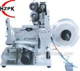 Maquinaria de envasado plana del rotulador de la máquina de etiquetado con Loding Hz-60c