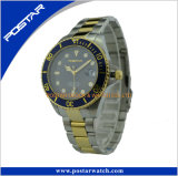 贅沢なRolexableの腕時計のステンレス鋼のクラシックは人のマスターの腕時計を見る