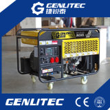 Water Gekoelde Open Diesel van de Enige Fase van het Type 8.5kw Generator