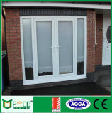 Portes en aluminium Pnoc0008cmd de tissu pour rideaux de portes en aluminium