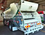Komprimierungtyp Abfall-LKW, 15-20M3 komprimierte Abfall-LKW