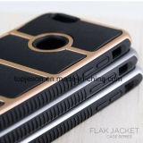 2 in 1 Schutzkleidung-Serien-Fall für iPhone 6s