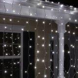 Warmes weißes dekoratives Eiszapfen-Licht der Farben-LED