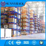 Industrielle Lager-Speicher-Regal-Ladeplatten-Zahnstange