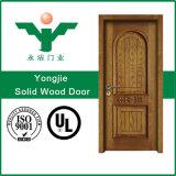新しいデザインは美しく絵画木の両開きドアデザインを切り分けた