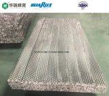 Favo di alluminio della Cina, impiego tagliato rotondo ampliato di illuminazione delle FO del favo (HR241)
