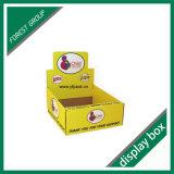 Коробка коробки коробки коробки индикации бумаги печати нестандартной конструкции Corrugated