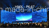 Outdoor P6.67 LED Displays met concurrerende kosten