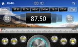 для 7 навигации автомобиля Chery Cowin 5 Qiyun дюйма при USB DVD Bt ISDB DVR DTV обращая камеру