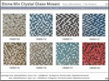 China Alta calidad de cristal de oro del arte del mosaico (VMW3655)