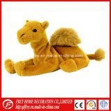 최신 판매 견면 벨벳 낙타 미라 및 아기 장난감