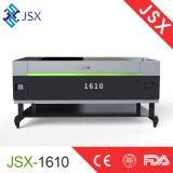 Jsx-1610高精度および安定した働くCNCレーザーの彫版機械