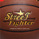 Дешевые шарик баскетбола размера 7 пены PVC официальные прокатанный