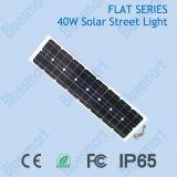Illuminazione esterna classica 40W tutto in un indicatore luminoso di via solare