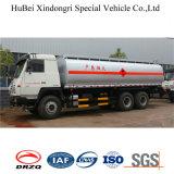 caminhão do depósito de gasolina do euro 4 de 23cbm Shanqi