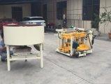 Neue Technologie-mobiler Betonstein, der Maschine von China herstellt