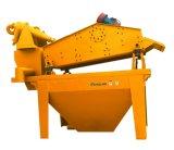 Sistema da máquina da recuperação da areia