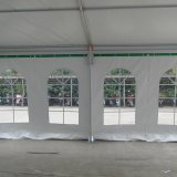 Do evento luxuoso do casamento do dossel do partido barraca ao ar livre 8X21m