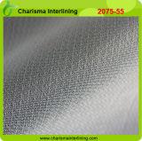 Tissu fusible tissé par Polyknit circulaire interlignant pour la tenue de détente