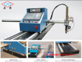 Plasma do CNC e máquina de estaca potáveis da flama