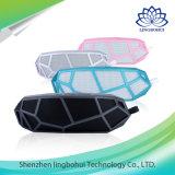 Cuatro colores al aire libre mini altavoz portátil para teléfono móvil