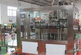 SGS `het Vullen van het Flessenspoelen van het Glas Het Afdekken de Machine voor Frisdrank Bier