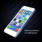 Rückseitiger Deckel-Leder-Luxuxkasten für iPhone 7, Kohlenstoff-Faser-Muster-Leder-Deckel für iPhone 7
