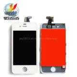 iPhone 4S 3.5&#160のためのLCD表示のタッチ画面の計数化装置の等級AAA Boeの品質; インチの携帯電話