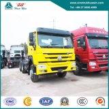Sinotruk HOWO 371 HP 6X4の頑丈なトラック